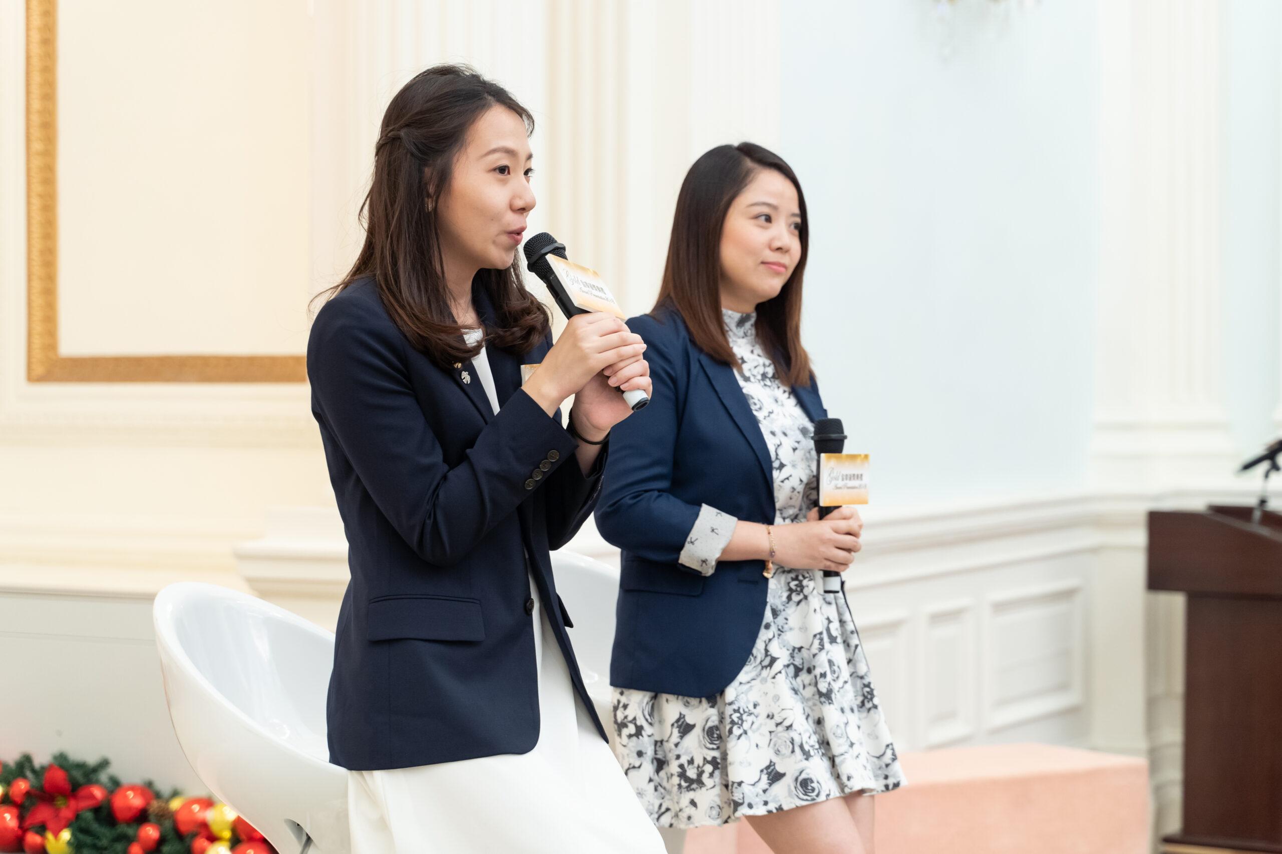 「閉門族」成功挑戰香港青年獎勵計劃金章與 香港特別行政區行政長官會面分享蛻變經歷
