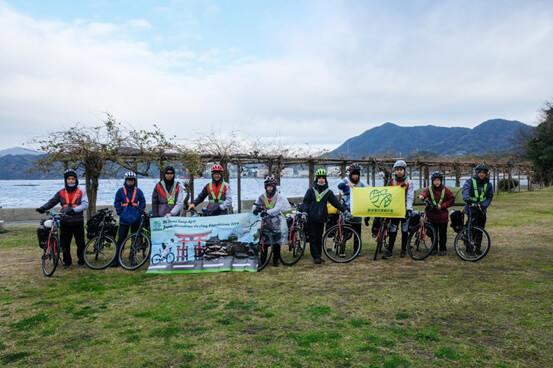 鄧慕蓮博士AYP日本廣島單車挑戰之旅 (24-31/12/2019)