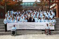 國際金章聚會2014 – 韓國