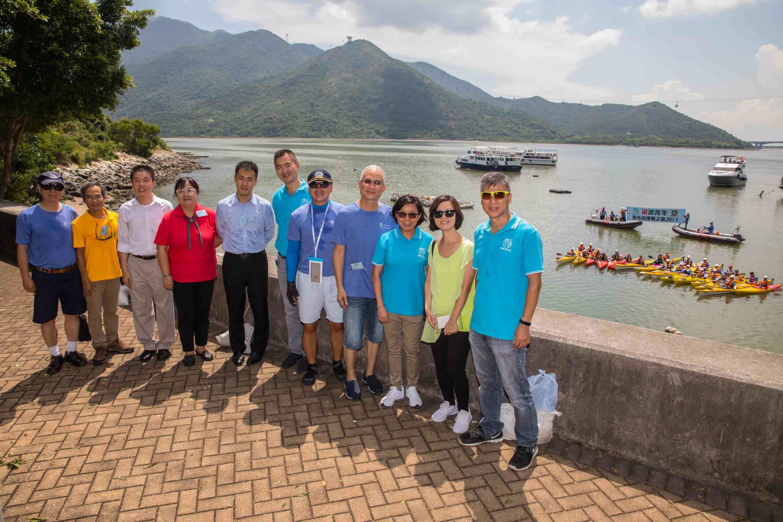 S SmarTone AYP Hong Kong – Korea Exchange Project 2017 (15-21/08/2017)