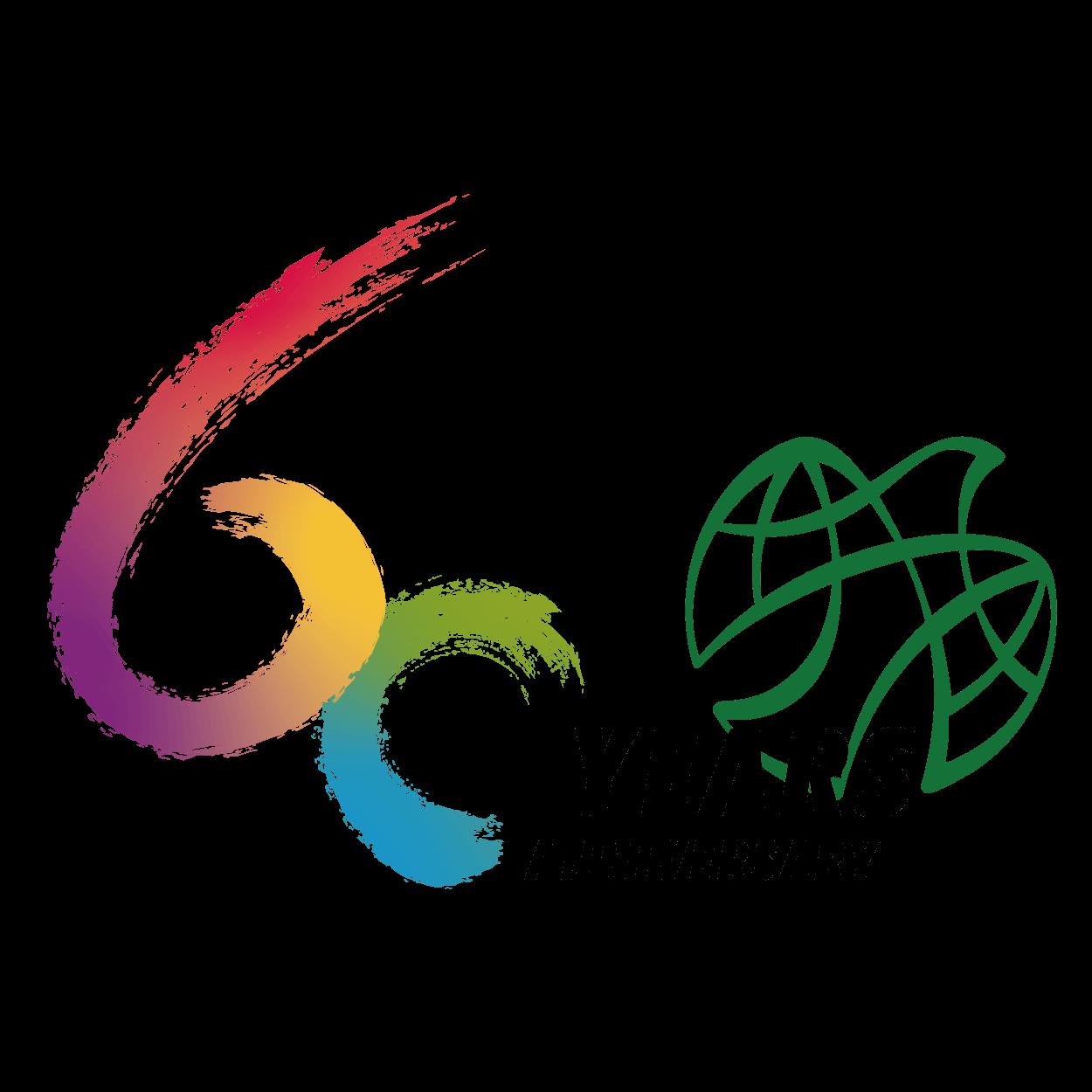 AYP 60th Anniversary logo